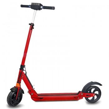 Электросамокат e-scooter F3 Pro, Красный