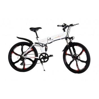 Электровелосипеда E-motionsCountryKingPremium