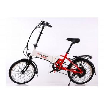 ЭлектровелосипедElbikeGangstarLight