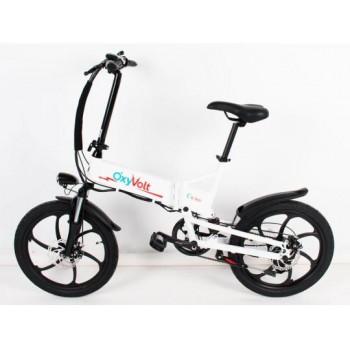 ЭлектровелосипедOxyvoltCityStyle