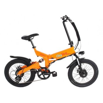 ЭлектровелосипедOxyvoltFighterDouble2