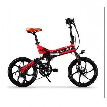 ЭлектровелосипедRich Bit Top730