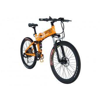 ЭлектровелосипедVoltecoIntro500w