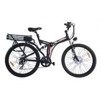 ЭлектровелосипедWellnessCROSS RACK 750W