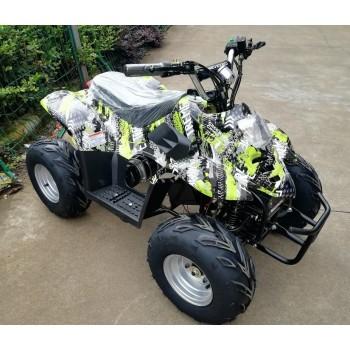 Квадроцикл GreenCamel Gobi K50 (36V 800W R7 Цепной привод) Зеленый экстрим